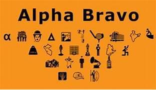 Alpha Bravo Harold 39 S Fonts Army Alphabet Flash Cards Army Alphabet Com NATHAN Charbase U 03B1 GREEK SMALL LETTER ALPHA