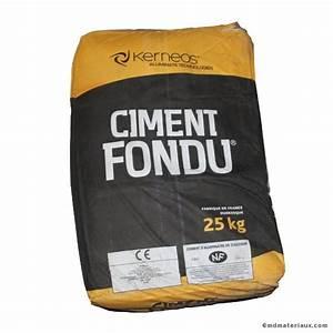 Prix Sac De Ciment Bricomarche : ciment fondu en sac de 25 kg ~ Dailycaller-alerts.com Idées de Décoration