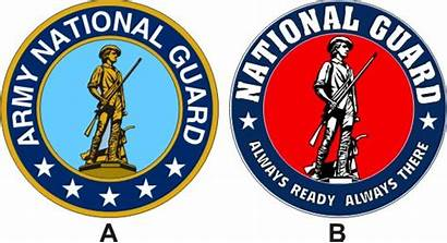 Guard National Clipart Army Logos Clipground