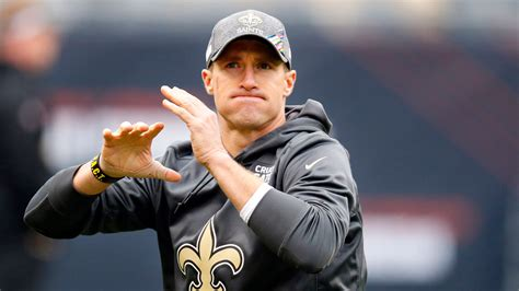 Drew brees married longtime sweetheart brittany brees, and they seem to be the perfect match. Wednesday's NFL: Drew Brees plans to play against Cardinals