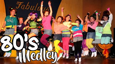 Dj craig's compilation of the best 80s party songs! 80's Dance Medley   Philippines - YouTube