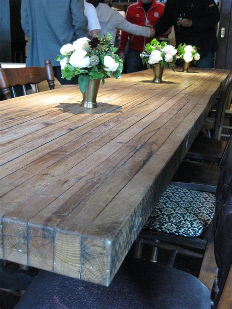 rustic butcher block table love this table butcher block table for the home