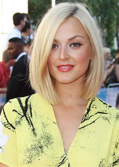 lob for 2014 cute medium straight hairstyle for women