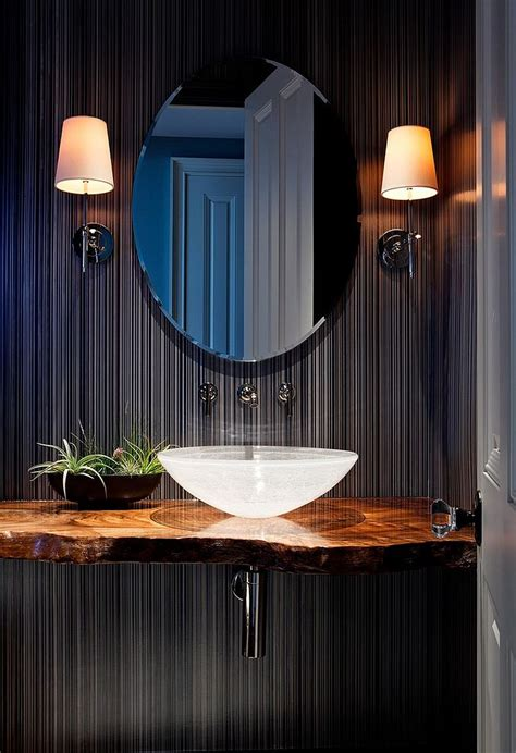bathroom counter storage ideas a treat live edge vanity top redefines modern