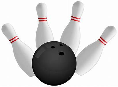 Bowling Pins Ball Clipart Clip Alley Sport