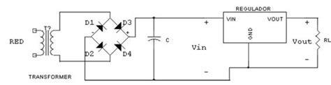 fuente regulable de voltaje de 1 2 a 25 v dc p 225 2 monografias