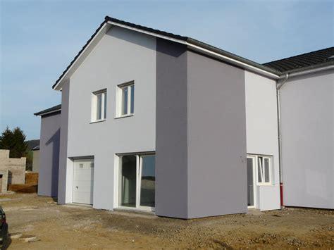 Facade Maison Grise Qn75