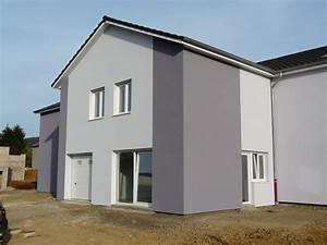 impressionnant couleur facade maison avec couleur facade With marvelous couleur facade maison moderne 10 ravalement de facades