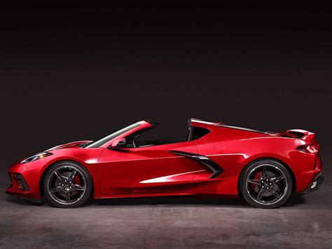 2020 Chevrolet Corvette C8 Stingray Debuts As Mid-engined