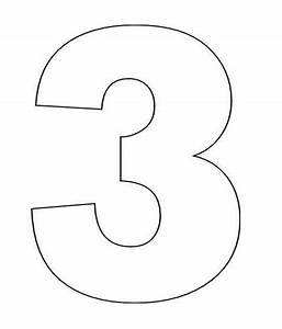 number 3 coloring page getcoloringpagescom With number 3 cake template