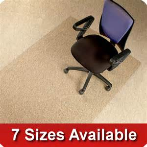 polycarbonate office chair mat carpet floor protector