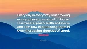 Catherine Ponde... Peace And Plenty Quotes