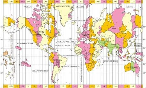 191 en cu 225 ntos husos horarios est 225 dividida la tierra respuestas tips
