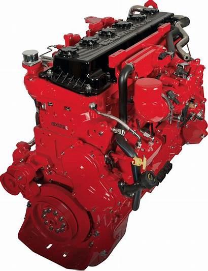 Gas Natural Cummins Truck Semi Engine Engines
