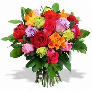 Bouquet De Fleurs : bouquet de roses rose images galleries with a bite ~ Teatrodelosmanantiales.com Idées de Décoration