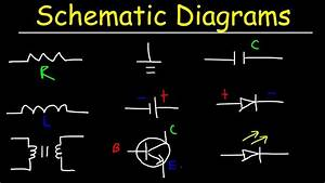 Schematic Diagrams  U0026 Symbols  Electrical Circuits