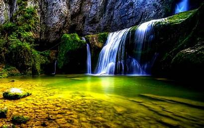 4d Wallpapers Waterfall Backgrounds Desktop Android Apps