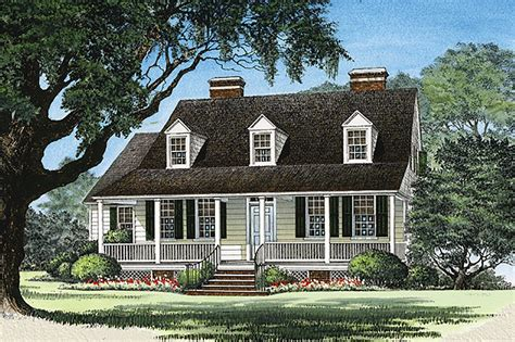 Country Style House Plan 3 Beds 3 Baths 2500 Sq/Ft Plan