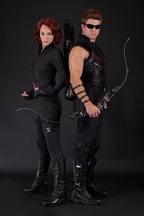 First Look Black Widow Hawkeye Mission This