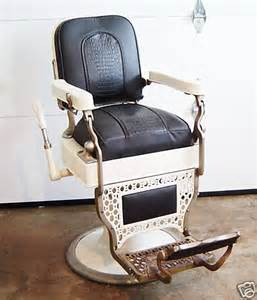 Kochs Barber Chair Value by Theo Kochs Vintage Barber Chair