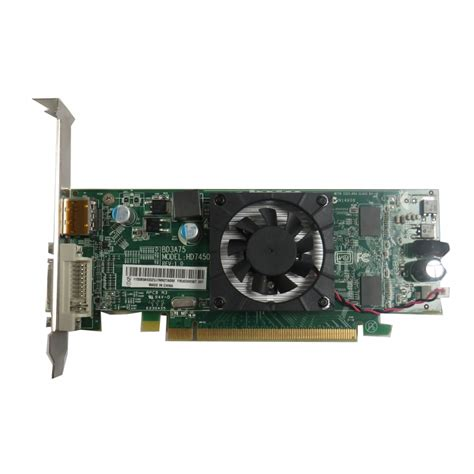 For windows xp, vista, 7, 8, 8.1, 10, windows 2000, 2003 this page includes complete instruction about installing the latest hp photosmart 7450 driver. AMD Radeon HD 7450 1GB GDDR3 PCI-E Graphics Card Graphics Cards