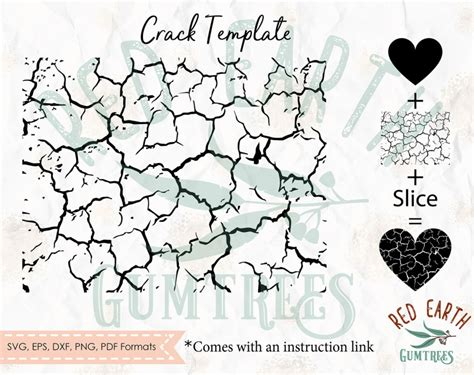 distressed template pattern grunge pattern crack pattern template svg eps  dxf png