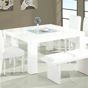 8 seater square dining table au all white dining room for Gl dining table brisbane