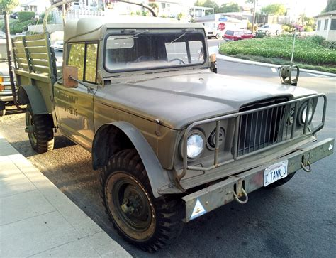 old jeep just a car guy i tank u a cool old military jeep truck