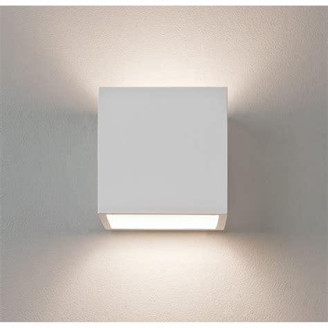 astro 0917 pienza 1 light wall light plaster