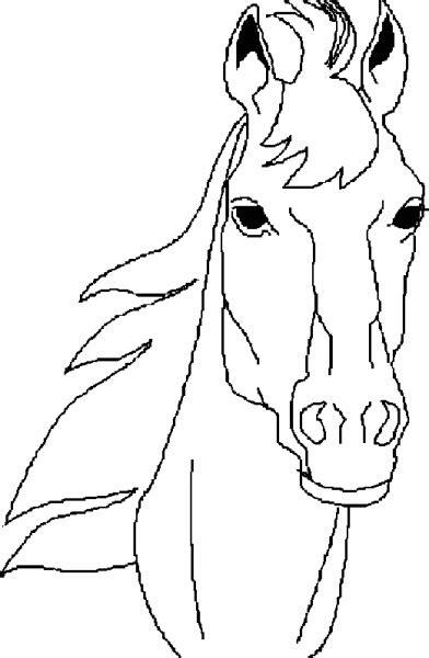 disegno bambina facile cavallo disegno per bambini facile con disegnare dipingere