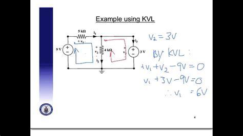 Question About Kvl Bjt Circuits Ece