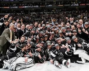 La Kings 2019 12 Stanley Cup Champions 8x10 Color Team