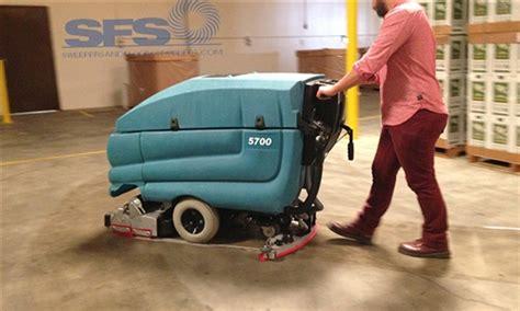 Tennant Floor Scrubber 5680 by Walk Floor Scrubber Rentals