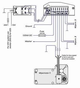 Vw T4 Rear Wiper Wiring Diagram