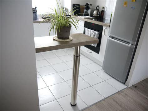 bar dans cuisine creer un bar dans une cuisine maison design bahbe com
