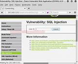 Sql injection penetration testing