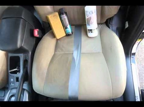 nettoyant siege voiture nettoyage sieges cuir produit tres efficace