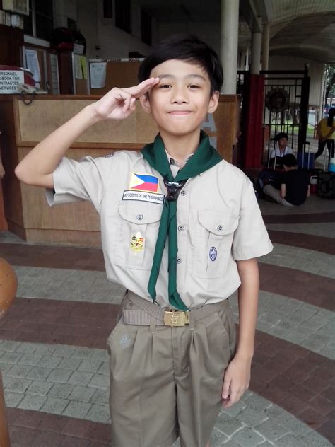 ags boy scout academic convocation    ateneo de