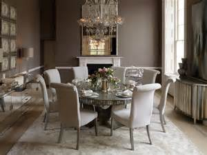 20 outstanding designer dining rooms dk decor - Traditional Dining Room Ideas