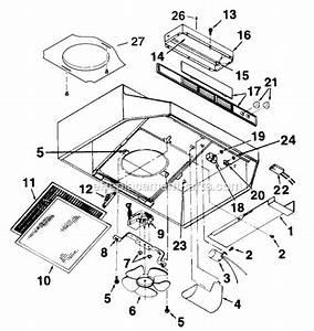 Nutone Sm6500 Parts List And Diagram   Ereplacementparts Com