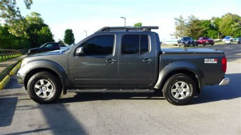 Find Used 2006 Nissan Frontier Nismo Off-road Crew Cab