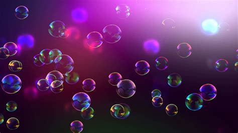 Bubbles Background Bubbles Background