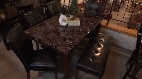 dining room set with bench furniture dining table set w bench d328