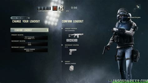 jasondarkx rainbow  siege closed beta review
