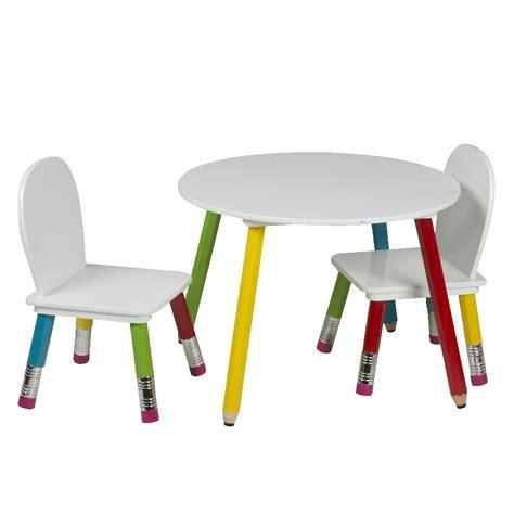table et chaises enfants ensemble table et chaises enfants pieds crayons de