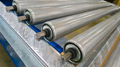 Conveyor Supports, Parts and Accessories | Rolmaster Conveyors