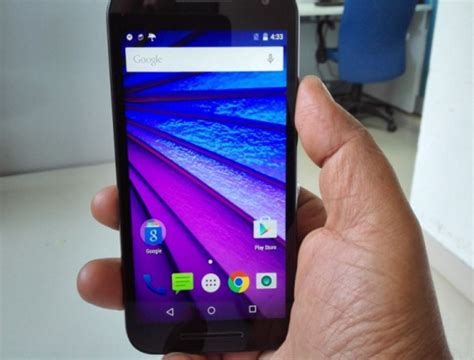 update moto g 2015 with android nougat via aosp rom how