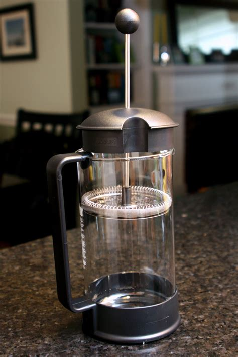 A food scale and a coffee scoop are the usual equipment that home brewers use. French Press Coffee -- The Cheaper Single Cup Option