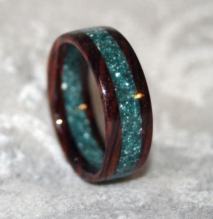 unique non traditional wedding rings