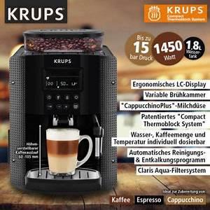 Kaffeevollautomat Im Angebot : norma krups ea815b digitaler kaffeevollautomat im angebot kw 11 ab 14 ~ Eleganceandgraceweddings.com Haus und Dekorationen